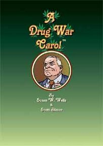 A Drug War Carol front cover