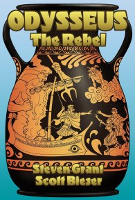 Odysseus The Rebel front cover