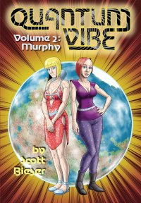 Quantum Vibe Volume 2: Murphy front cover