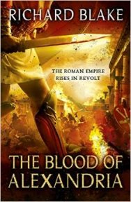 The Blood of Alexandria front cover