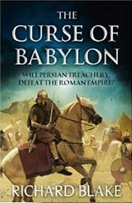 The Curse of Babylon front cover