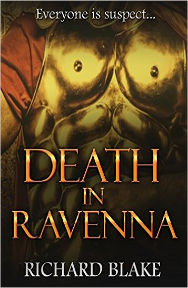 Death in Ravenna front cover
