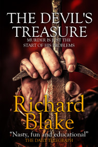 The Devil's Treasure front cover