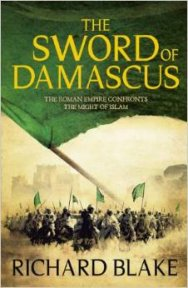 The Sword of Damascus front cover