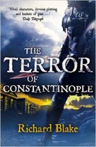 The Terror of Constantinople front cover