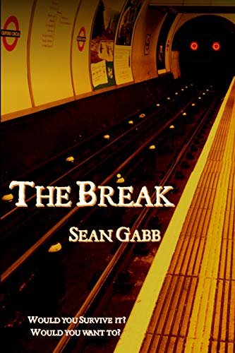 The Break front cover