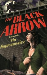 The Black Arrow, A Tale of The Resistance  front cover