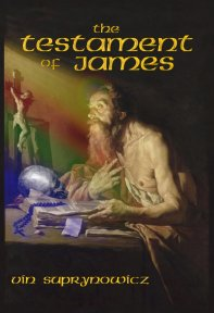 The Testament of James, From the case files of Matthew Hunter and Chantal Stevens front cover