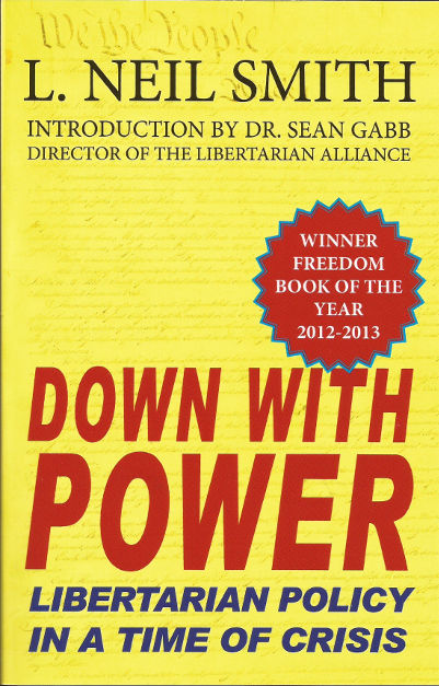 front cover of Down With Power