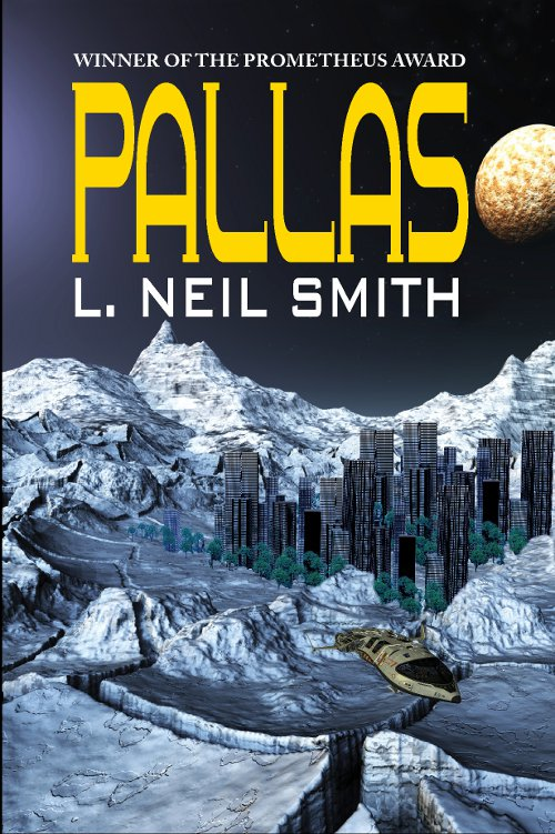 Front cover for new edition of Pallas