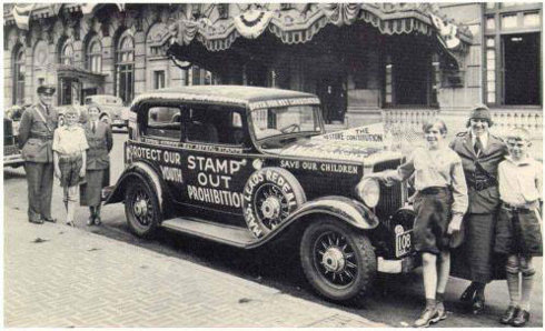 Stamp Out P car