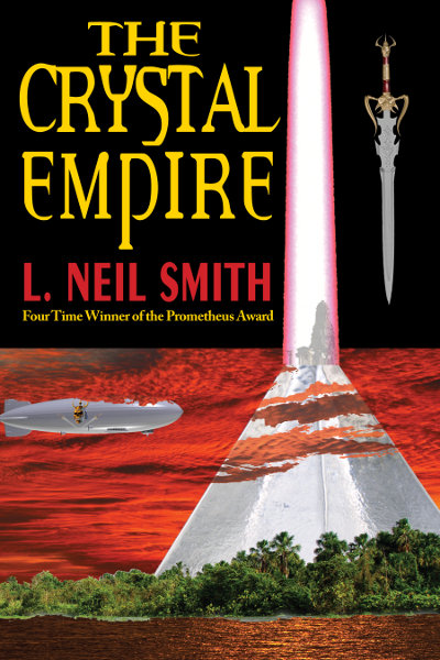 The Crystal Empire cover
