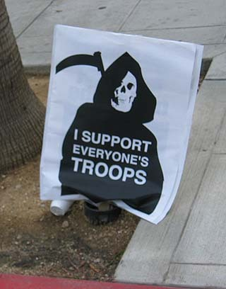 I Support Everyone's Troops