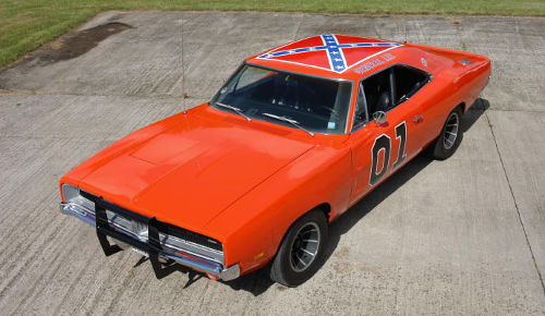 General Lee, the car