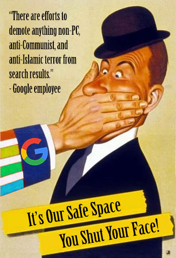 Google as a Safe Space!?!?