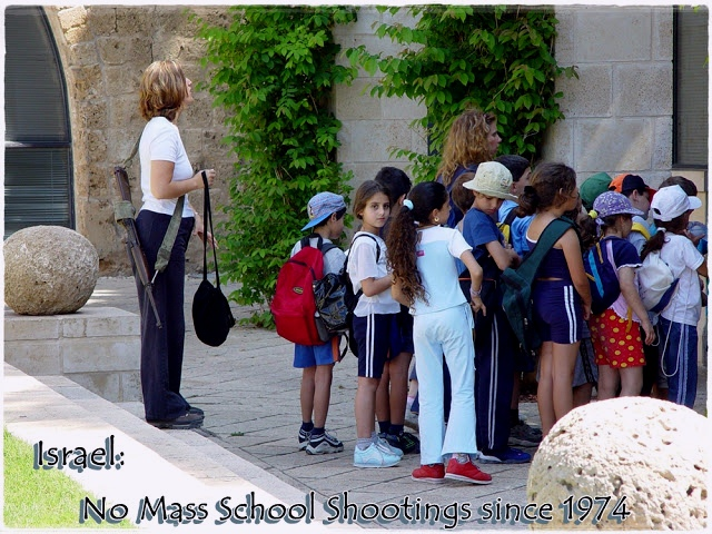 Protected school children
