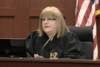 Judge in Zimmerman trial
