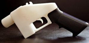 Liberator pistol (produced by additive manufacturing)
