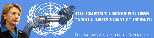 UN Small Arms Treaty