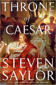 Cover of The Throne of Caesar by Steven Saylor