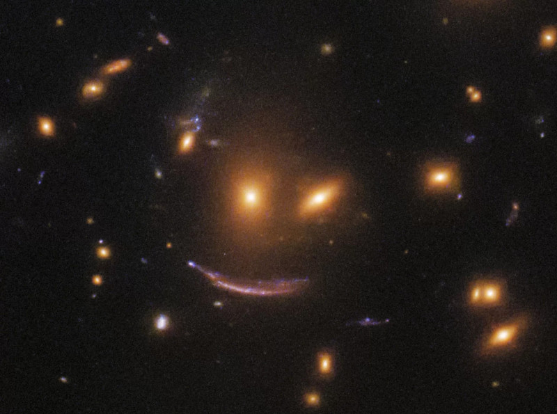 Space Smiley!