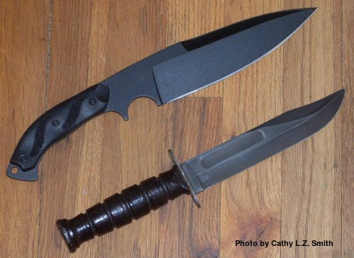 Blackhawk Tatang with Ka-Bar