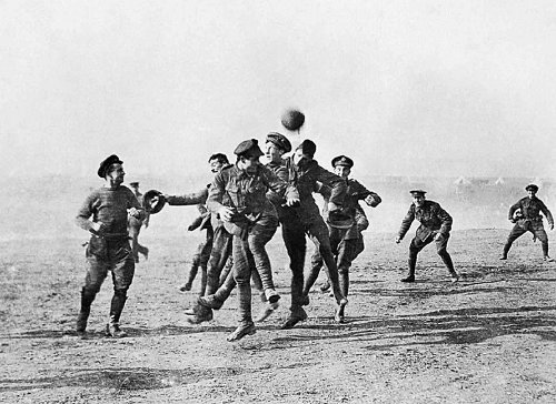 Armistice Day football