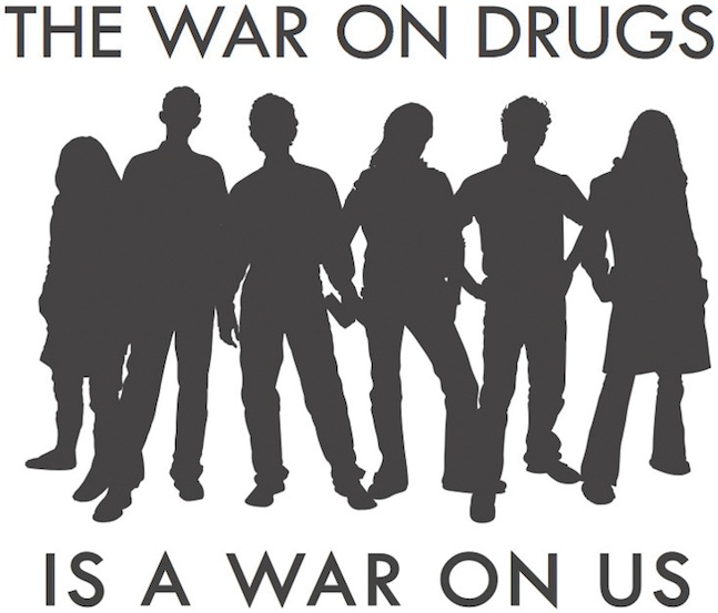 The War On Drugs Is a War On Us.
