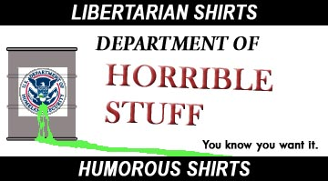 Dept of Horrible Stuff!