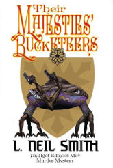 Their Majesties' Bucketeers front cover