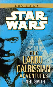 The Lando Calrissian Adventures cover
