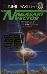 The Nagasaki Vector front cover