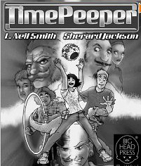 Timepeeper Cover