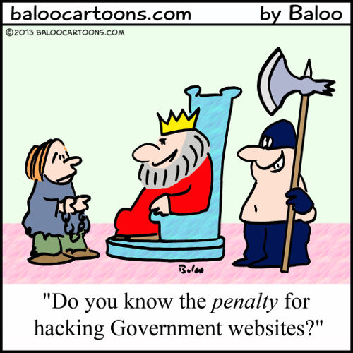 Hacking/Government