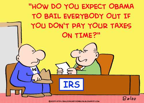 Pay Your Taxes On Time!