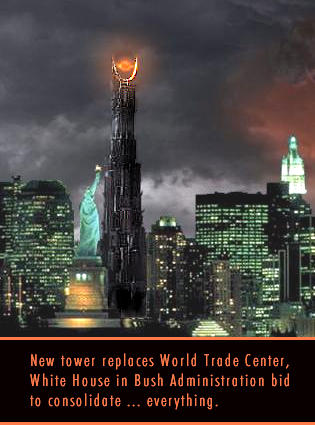 Bush's new World Trade Center