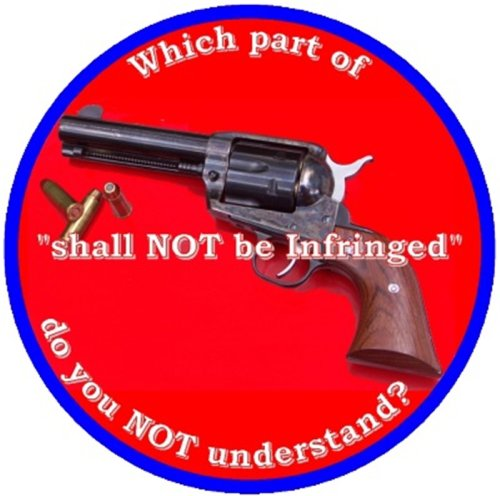 Shall NOT Be Infringed!