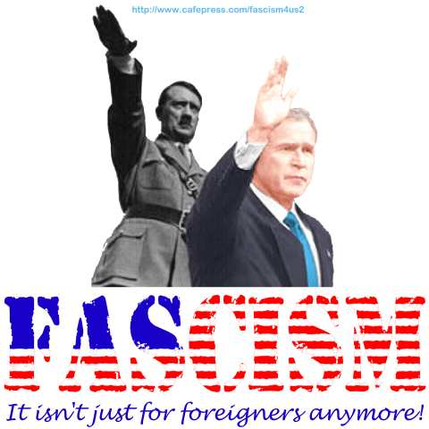 Fascism: Not just for foreigners