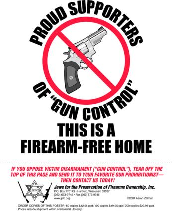 Firearms Free Home